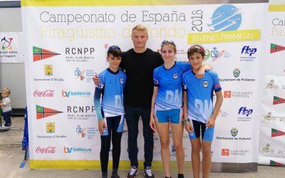 Participación en el Campeonato de España para Jóvenes Promesas