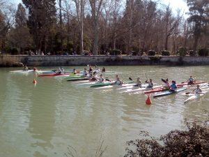 XXIV Campeonato Autonómico de Invierno de Aguas Tranquilas
