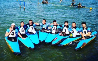 Primer torneo de segunda división de Kayak Polo de 2019