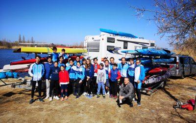 XIV Campeonato Open Interterritorial de Piragüismo de Castilla La Mancha