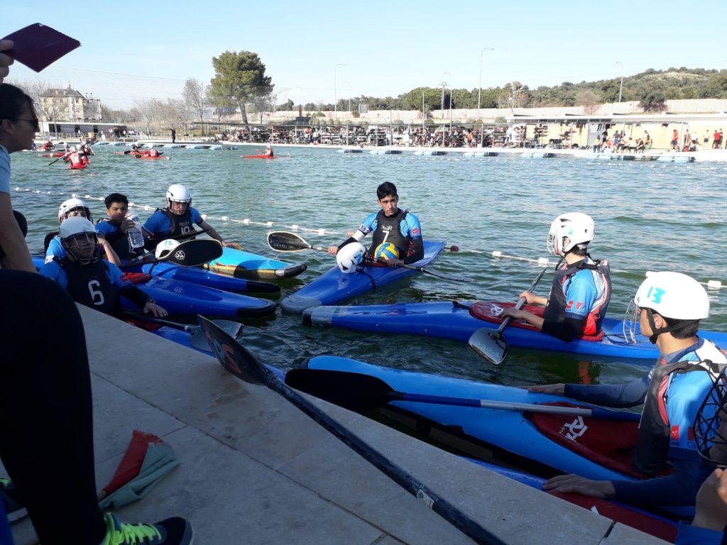 Liga Kayak Polo 2019