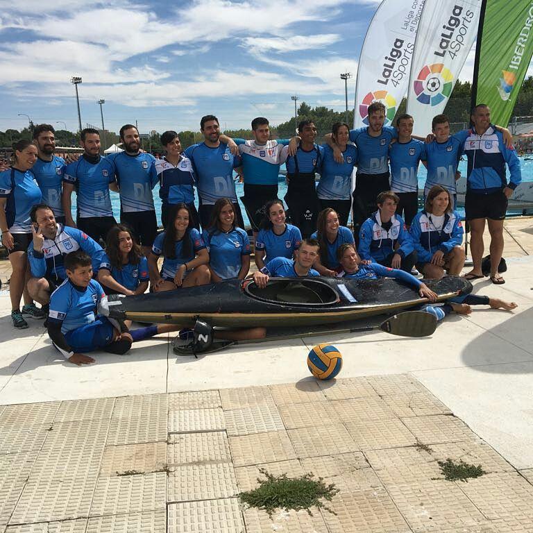 Campeonato de España de Kayak Polo 2017