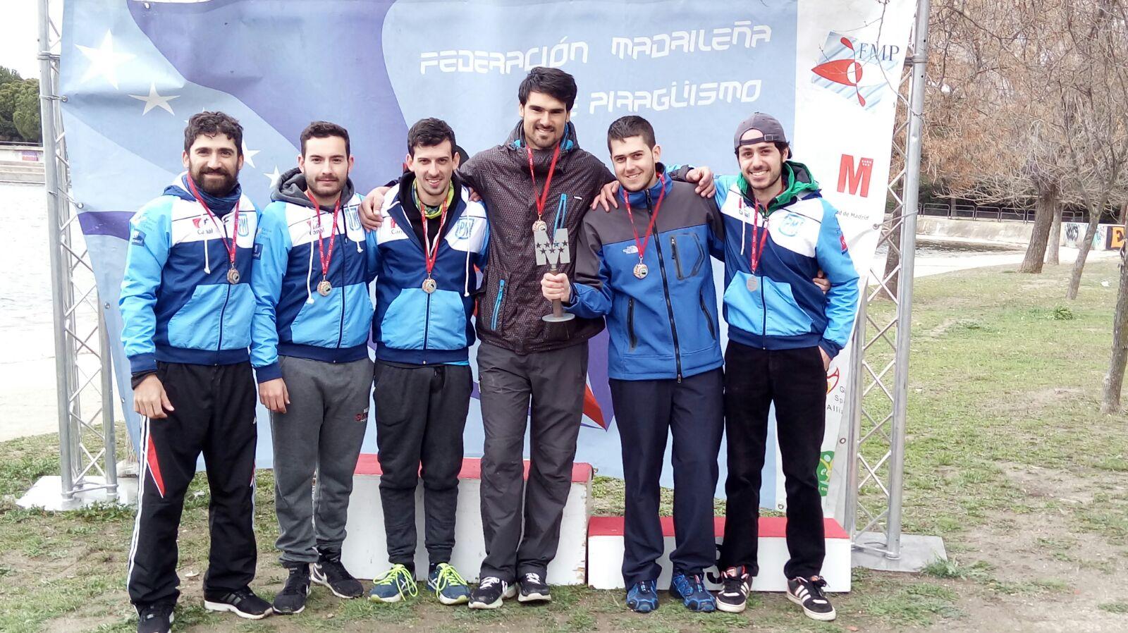 Tercer puesto en Campeonato Autonómico Kayak Polo