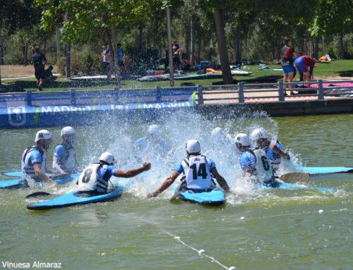 III Torneo de la Liga Nacional 2ª división Kayak Polo